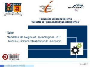 Modelos IoT Componentes