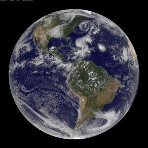 Nuestra nave Tierra...